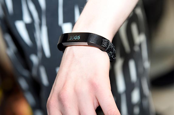Activity tracker | Dave Kotinsky/Getty Images