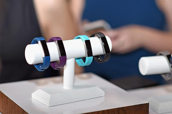 A more popular activity tracker | Dave Kotinsky/Getty Images