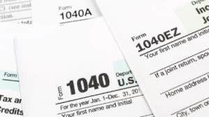Tax forms and publications