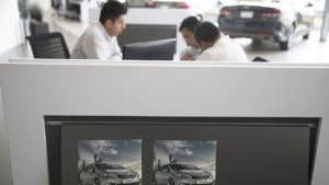 What are the basic elements of a car lease agreement?
