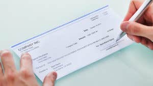 What's the difference between a cashier's check and a money order?