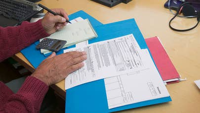 What happens if you don't file taxes?