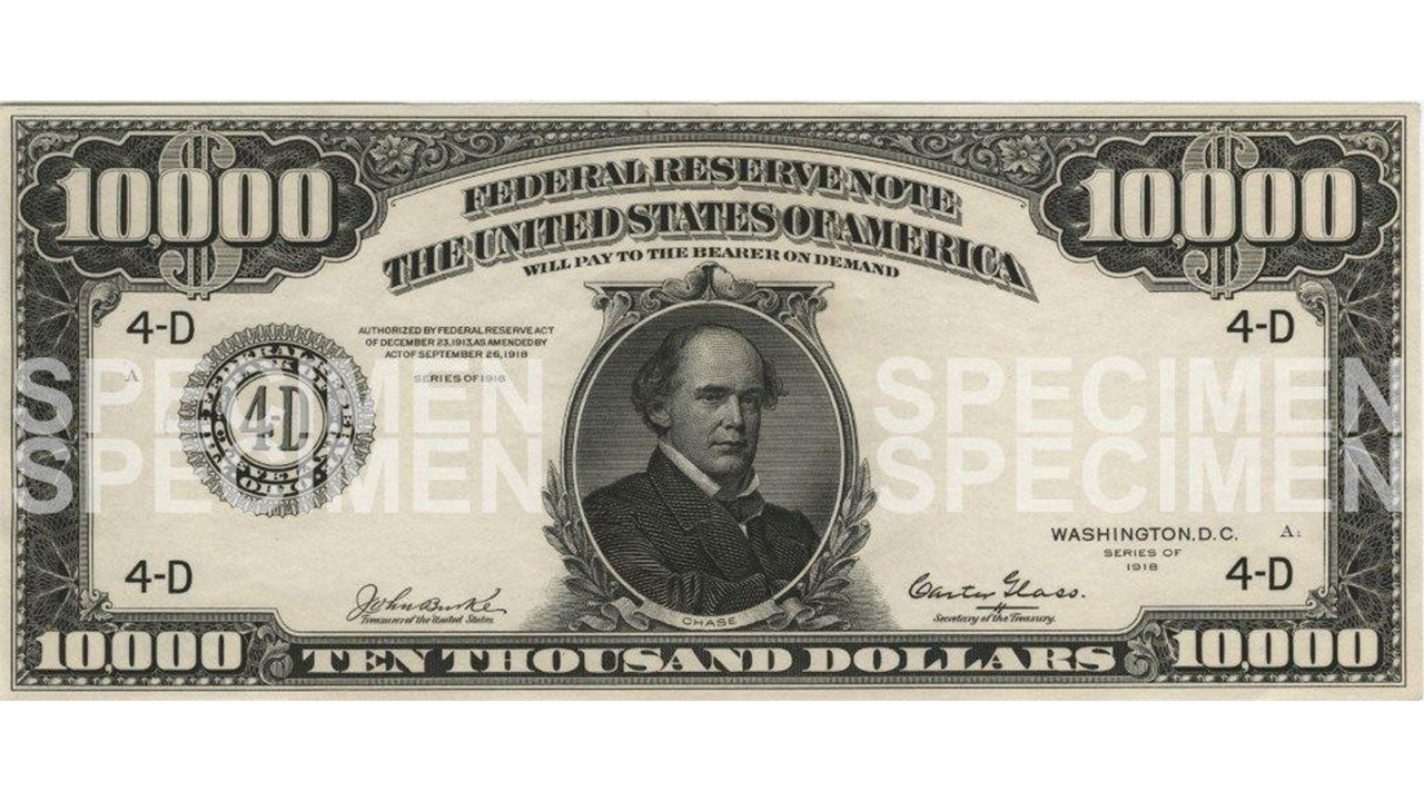 Pictures Of Bills 1000 5000