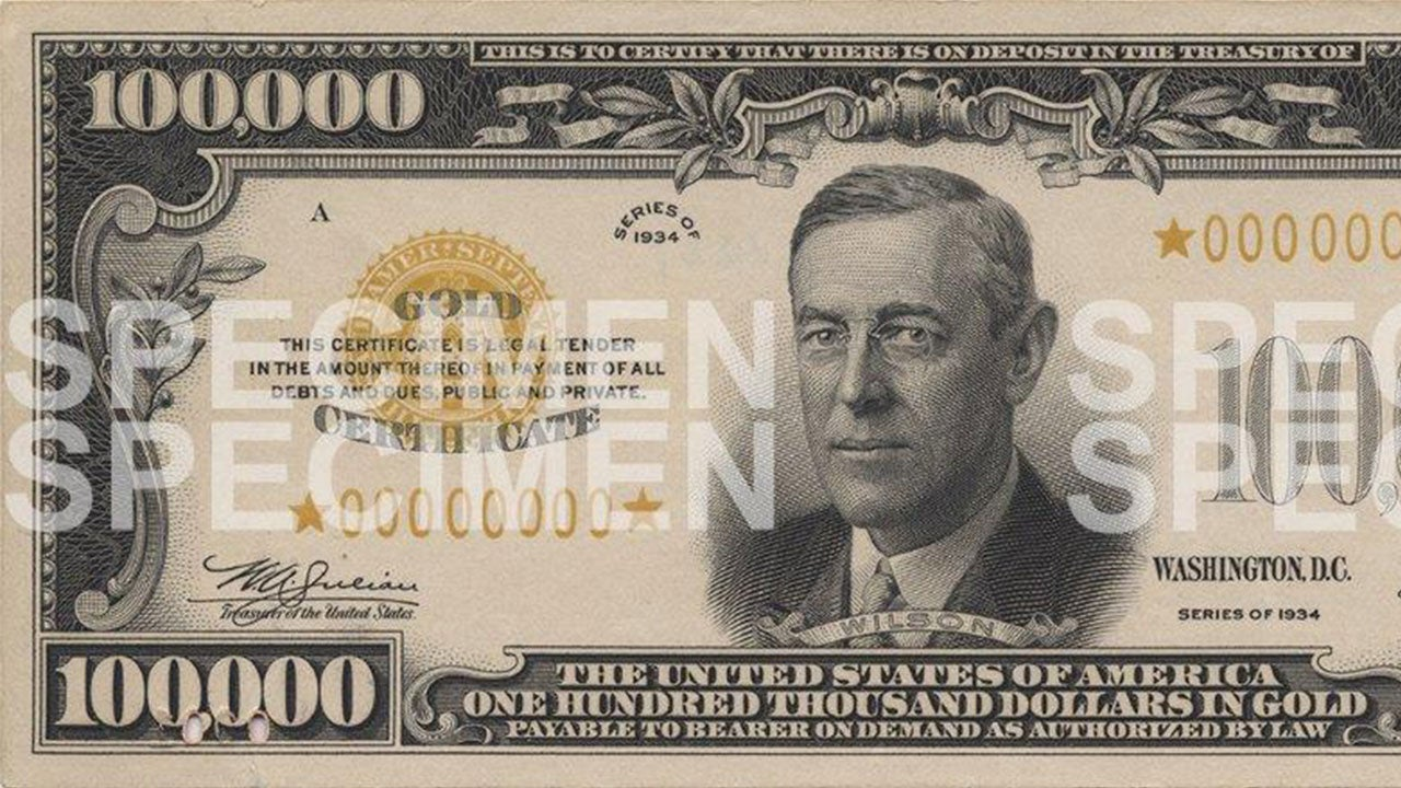 american of money domination Biggest