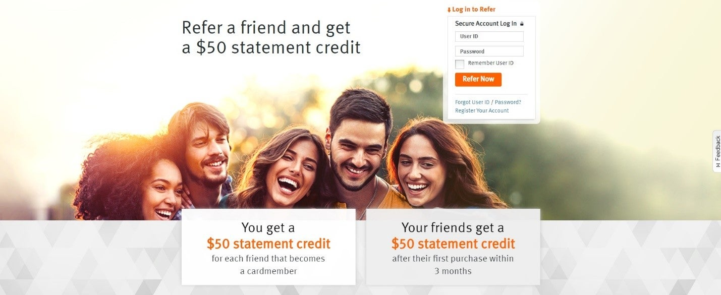 Discover credit card holders can earn bonuses for referring friends and relatives.