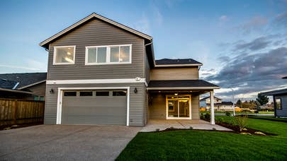 What is home down payment?