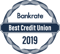 Bankrate's 2019 Best Credit Union Award
