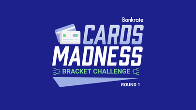 Bankrate Cards Madness: Round 1