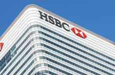 HSBC bank branch