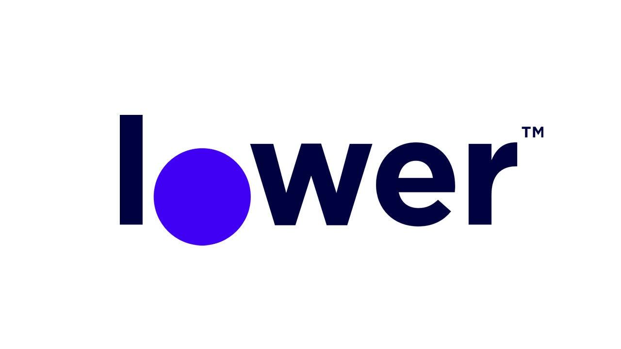 Lower logo