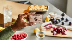 Amex relaunches the Rose Gold design, adds new Uber Cash benefit