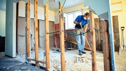 Here's why homeowners are pumping the brakes on home remodeling spending