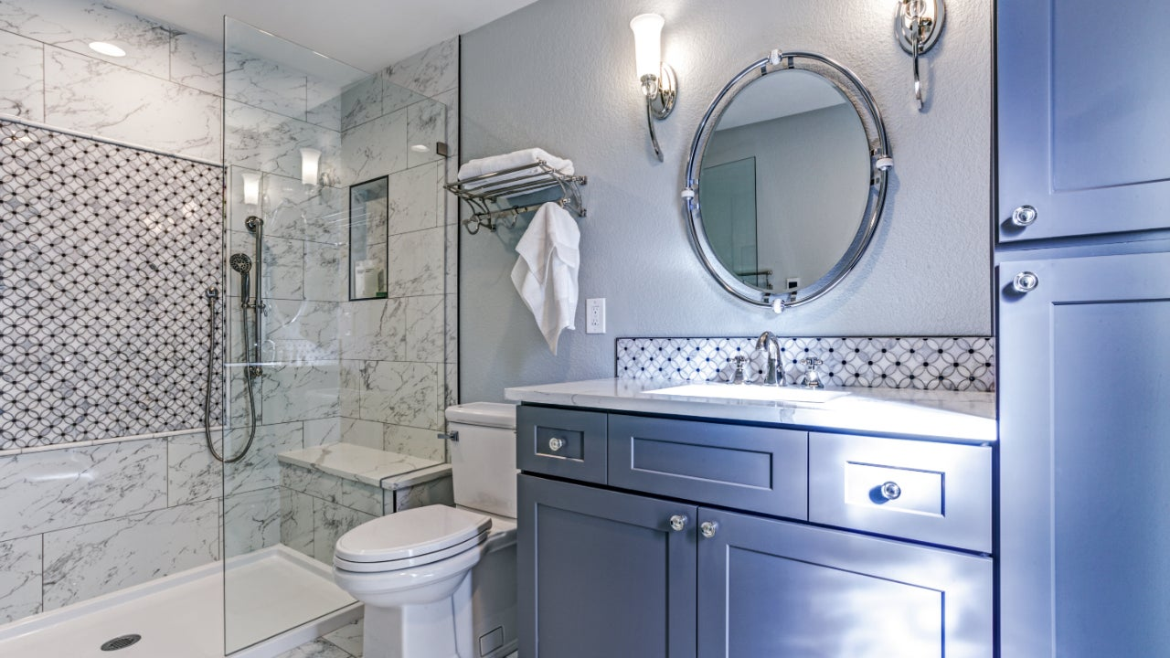 How Much Does A Bathroom Remodel Cost Bankrate