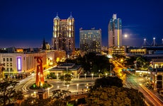 downtown san antonio skyline