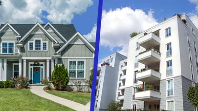 Condo vs. house: Which is best for you?