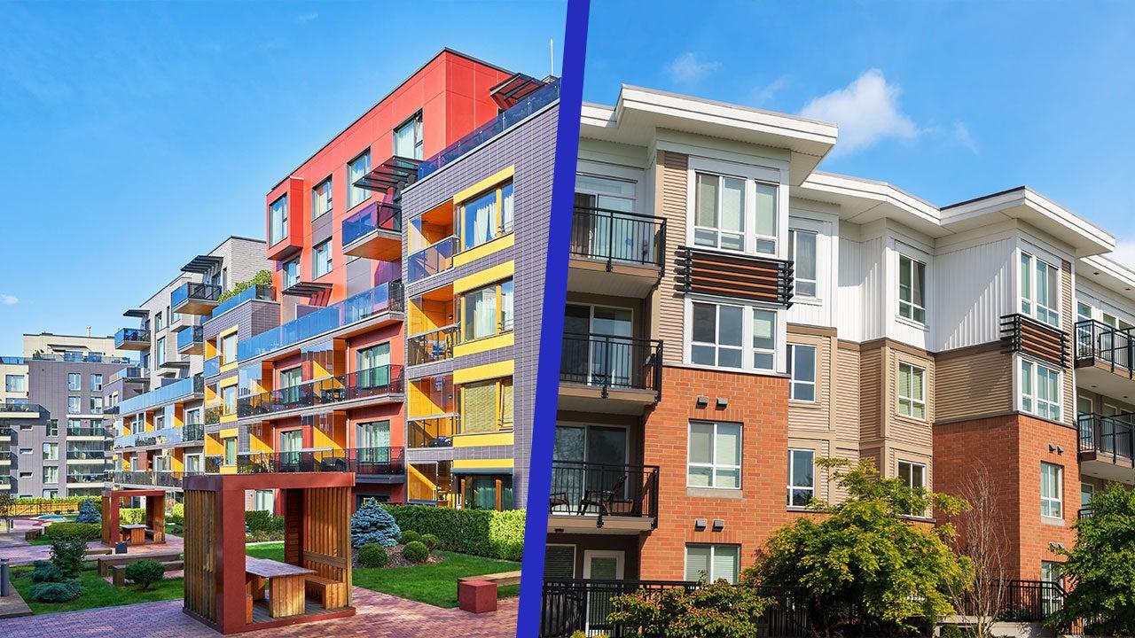 condo vs. apartment