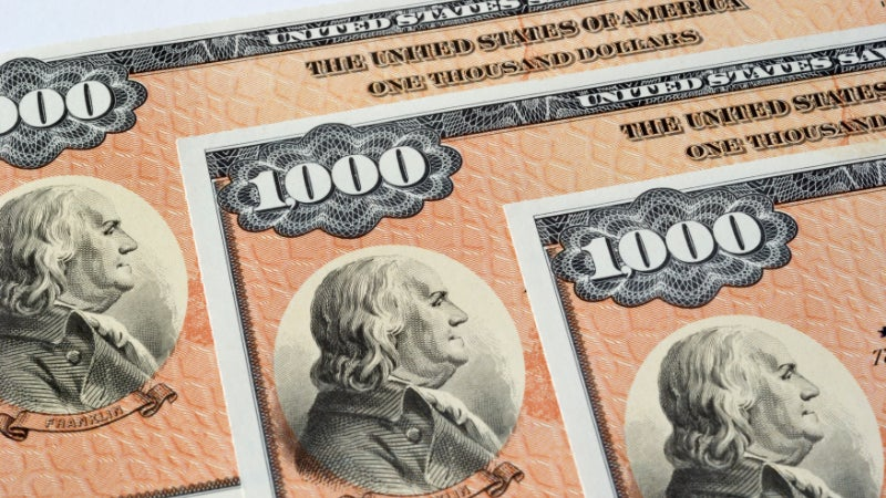 It may be time to cash in your childhood savings bonds, here's how