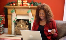 Using a 0% intro APR credit card for holiday shopping could help you avoid paying APR on a large balance.