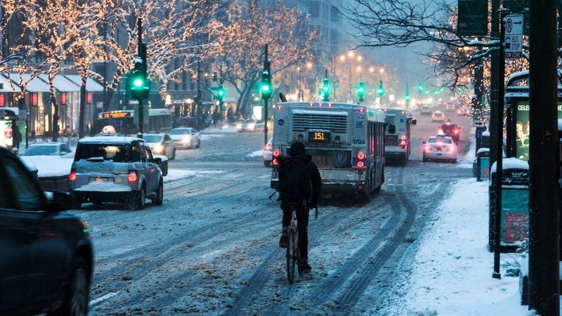 How To Stay Safe On The Road During The Holidays
