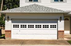 Garage Door of home