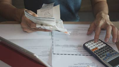 What is the difference between secured and unsecured debt?