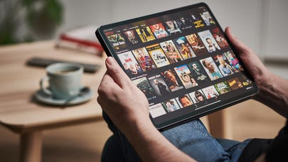 Enjoy free trials of streaming services, then earn rewards