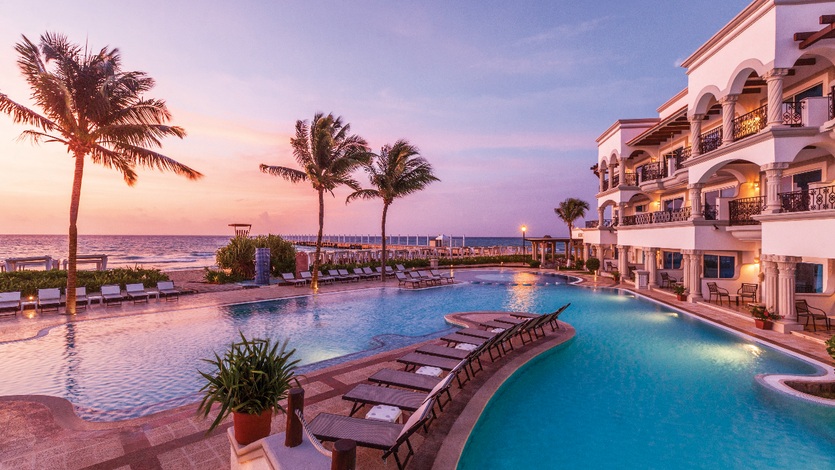 hilton playa del carmen hotel