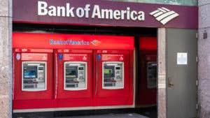 Bank of America checking accounts