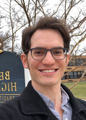 Image of the author Zach Wichter