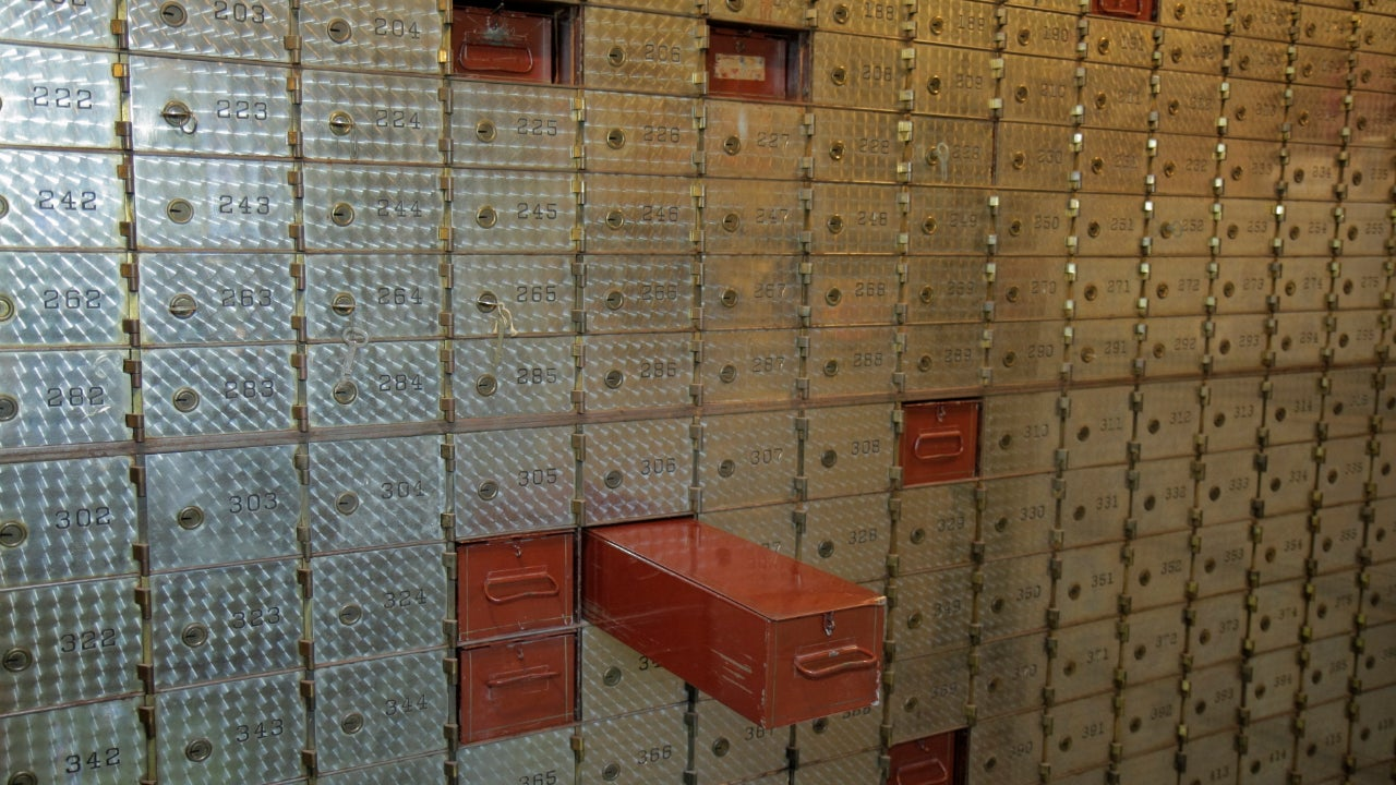 Safe Deposit Box: What You Should (And Shouldn't) Store | Bankrate