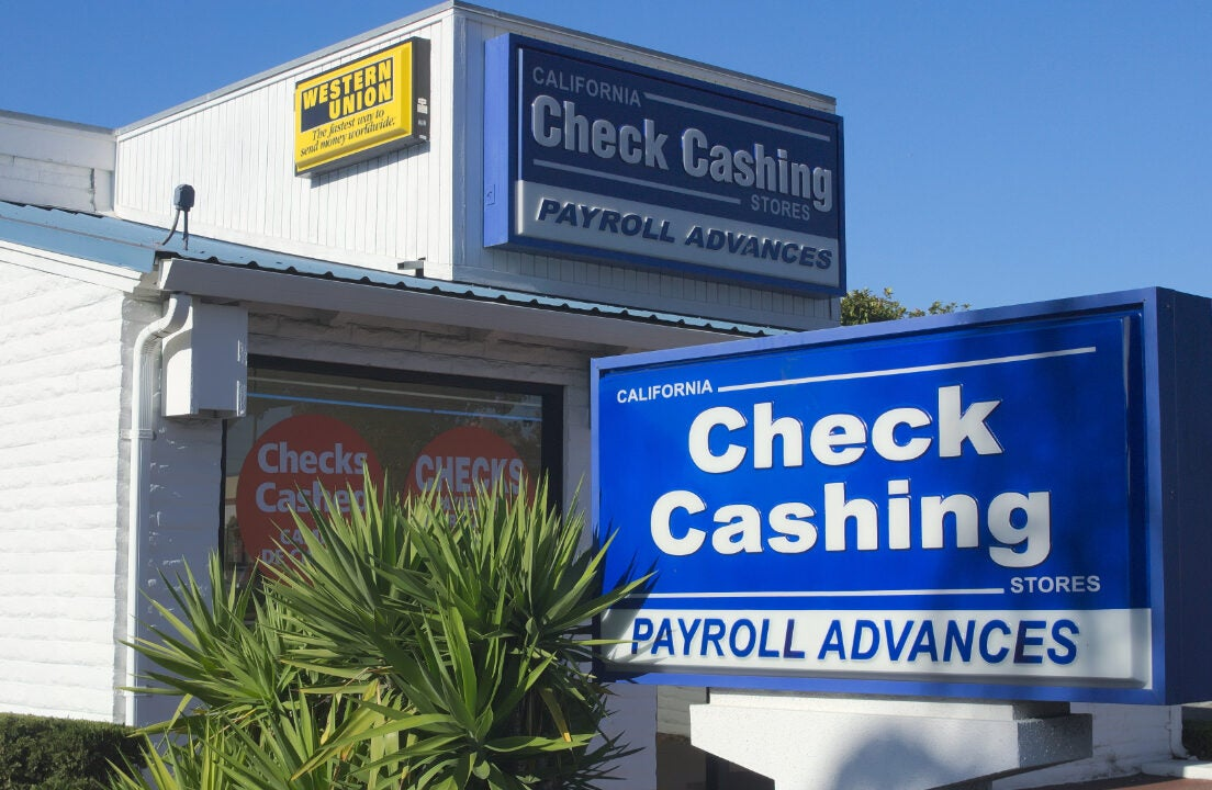 What Are Check Cashing Services Bankrate