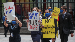 A new wave of coronavirus-driven layoffs are looming — here's who is most at risk