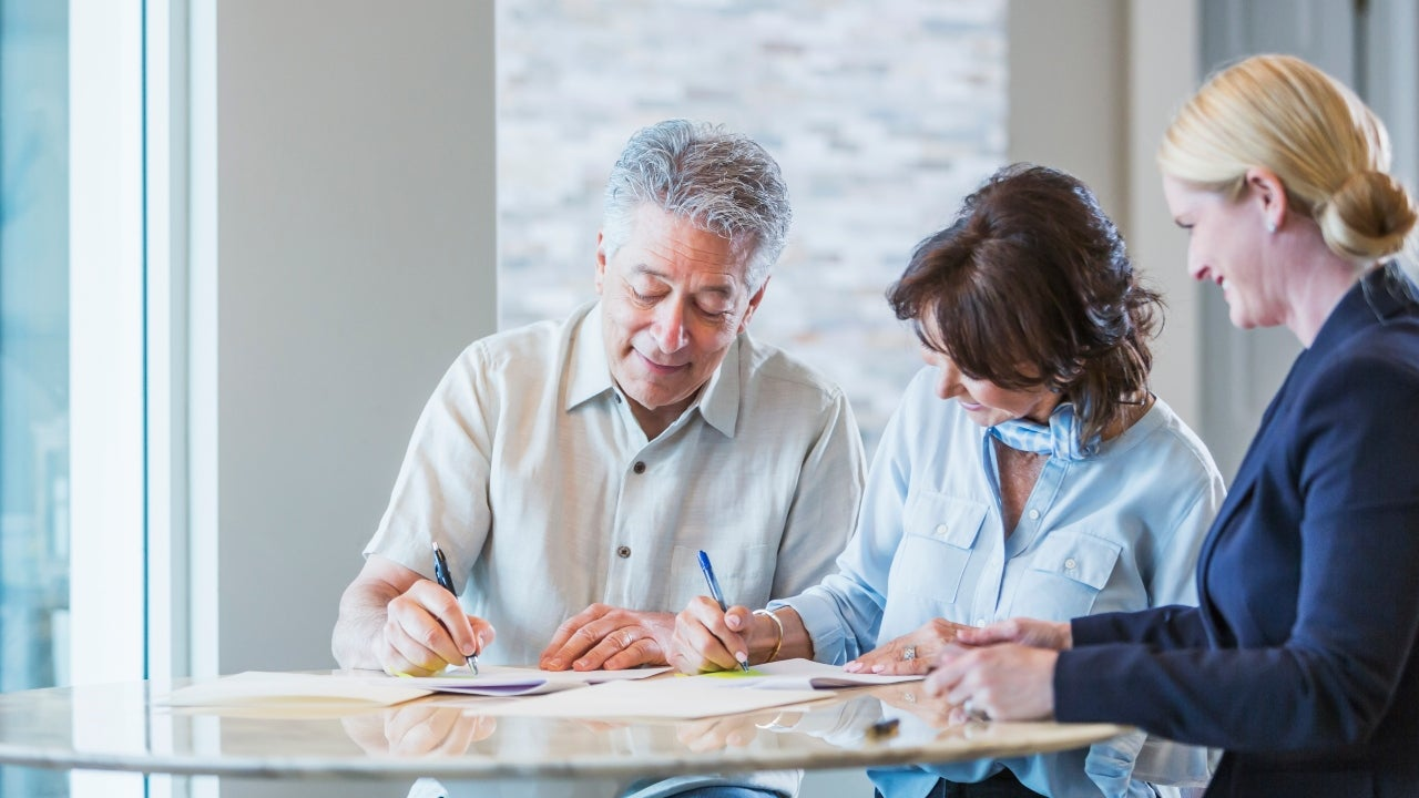 Home sellers agree to contribute to a homebuyer's closing costs.