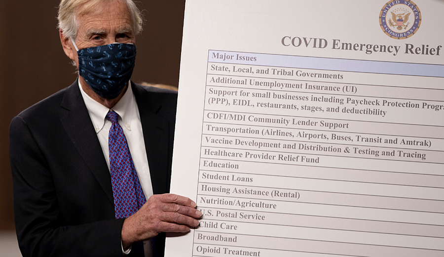 300 Unemployment Check Boost Here S What S In The Latest Coronavirus Stimulus Proposal Bankrate