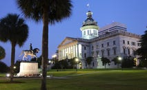State building in Columbia South Carolina