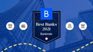 Bankrate's best banks and credit unions of 2021