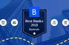 Bankrate's best banks of 2021