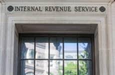 The Internal Revenue Service (IRS) building