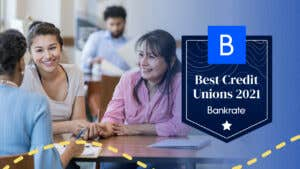 The best credit unions of 2021