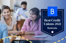 Bankrate's best credit unions of 2021