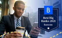 The best big banks of 2021
