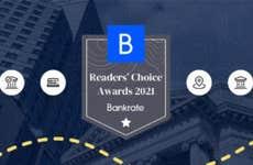 Bankrate Readers' Choice Awards 2021