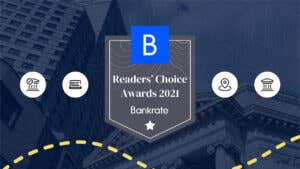 Readers' Choice winners for the best banks and credit unions