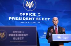 President-elect Joe Biden speaks about his economic agenda and cabinet