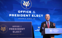 President-elect Joe Biden speaks about his economic agenda and cabinet