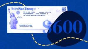 Survey: 53% of Americans say $600 coronavirus stimulus checks won't last them a full month