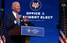 President-elect Joe Biden addresses the nation about his plans to fight the coronavirus pandemic.