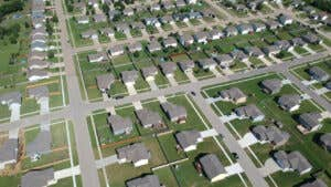 Foreclosures fell to record low in 2020 — with a huge asterisk