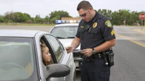 Driving without insurance in Texas