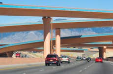 Iconic highways and bypasses in New Mexico